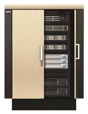 Die Zusammenarbeit von Schneider Electric und Cisco umfasst die Konfiguration und das Staging standardisierter Micro Datacenter.