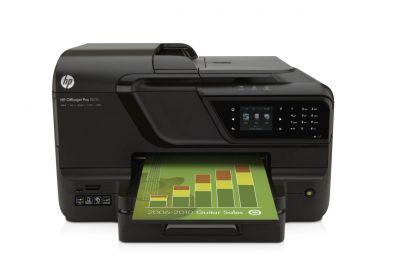 Auch optisch ein echter Hingucker, der HP Officejet Pro 8600E.