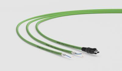 LAPP hat bereits Single Pair Ethernet-Leitungen im Portfolio