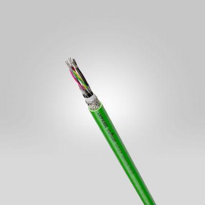 ÖLFLEX® SERVO FD 798 CP erlaubt den hochdynamischen Einsatz in der Schleppkette