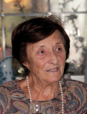 Die LÜTZE Unternehmensgruppe trauert um die Mitbegründerin der Friedrich Lütze GmbH, Gertrud Lütze.