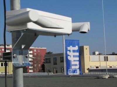 Sichtweitensensor von Lufft VS2k-UMB