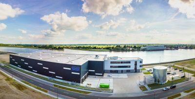 Marinetech Edelstahlhandel Hauptsitz