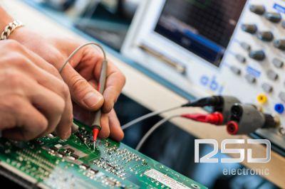 Die RSD-electronic GmbH ist auf die Reparatur von Siemens-Produkten (Industrie-Elektronik) spezialisiert.
