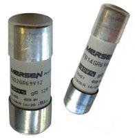 Mersen Protistor® Sicherungseinsätze der gR-Betriebsklasse zum Schutz von Leistungshalbleitern