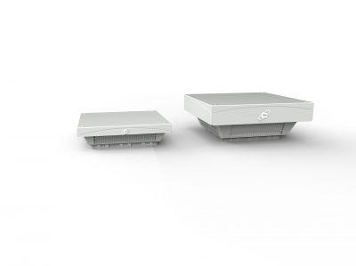 Dachlüfter-Serie Kryos Roof