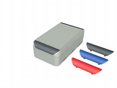 Je nach Einsatzort oder -art lassen sich die starCASE Kunststoffgehäuse von Rolec jetzt einfach farblich codieren.