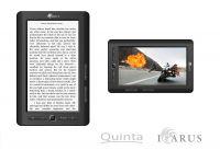 Der Icarus Omnia unterstützt Abonnement-Dienste, Bibliotheken, Open-Source Inhalte und Bücher.