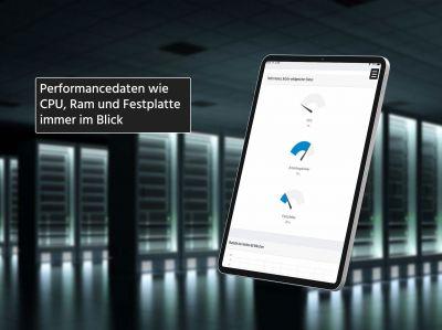 App Screenshot, Observo Monitoring