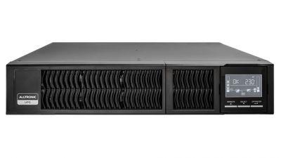 Die USV Anlage One V9 RT ist die erste Eigenentwicklung von ALLTRONIC