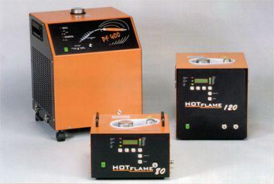 Hotflame80, Hotflame120, Powerflame400