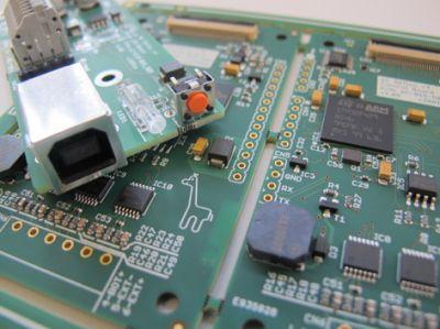 6 Arbeitstage braucht Eurocircuits um die Leiterplatte herzustellen und in Serienqualität mit Bauteilen zu bestücken