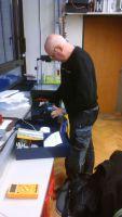 Prüfung elektrischer Anlagen E+Service+Check