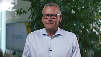 Ralf-Michael Franke, neuer Vorsitzender des Beirats der Cybus GmbH.
