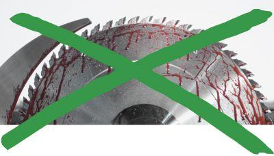 Schwere Unfälle an der Formatkreissäge waren gestern PCS - die Sicherheits-Innovation für Formatkreissägen.