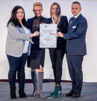 Schneider Electric Austria wurde für die Unterstützung seiner Beschäftigten bei der Vereinbarkeit von Familie und Beruf prämiert