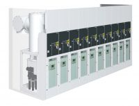 WI 72.5kV with 10 panels for substation application