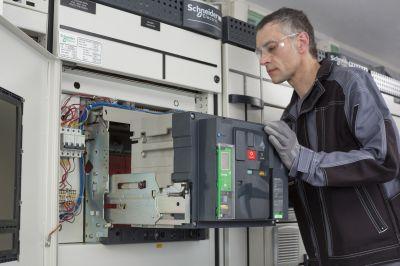 Schneider Electric: Energieeffizienz im Schaltanlagenbau