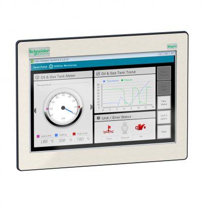 Die robusten Terminals sind nach IP66 zertifiziert und lasen sich schnell und einfach installieren