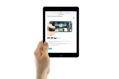 iDoc Reparaturanleitung iPhone 5 Ausbau des Logicboards
