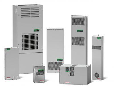 ClimaSys Smart Ventilation von Schneider Electric überwacht den Filter- und Luftströmungsstatus in Schaltschränken
