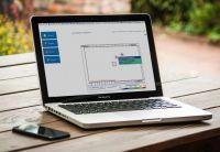 Flexibel und unkompliziert kann auf alle Messgrößen via Smartphone und Laptop zugegriffen werden. (Foto: PROGEO)