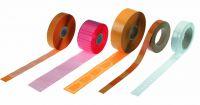 Stanzteile aus flexiblen Materialien, hergestellt auf Rotationsstanzmaschinen