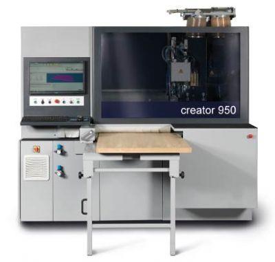 FORTSCHRITTLICH - EFFIZIENT - CNC KOMPAKT! Das CNC-Bearbeitungszentrum FORMAT-4 creator 950