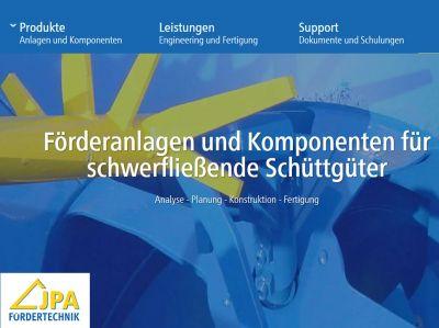 JPA Fördertechnik GmbH