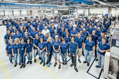 Weiter auf Wachstumskurs: Das Team von Hekatron Manufacturing