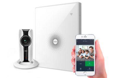 WiFi Alarmanlage FO1402 mit HD Kamera