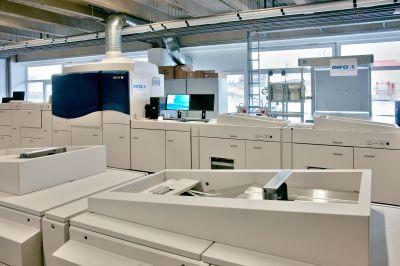 Xerox iGen5 bei INFOX
