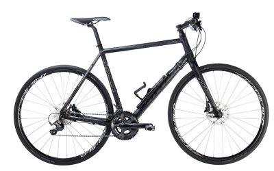 Fahrrad mit Zusatzakku notstrøm und OM3-Scheinwerfer