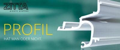 Kunststoffprofile von Zitta - Qualität aus Österreich