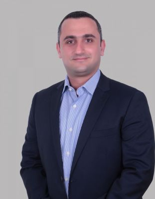 Alain Kaddoum, Geschäftsführer SAVOYE Middle East (© Savoye SA)