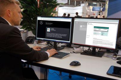 ArealPilot360° App zur Prozessoptimierung mit Live-Status zu Aufträgen (© AREALCONTROL GmbH)