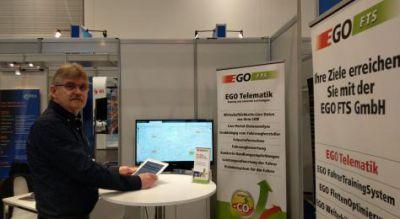 Norbert Walla, Geschäftsführer der EGO-FTS GmbH aus Beelen im Münsterland. Bild: Telematik-Markt.de