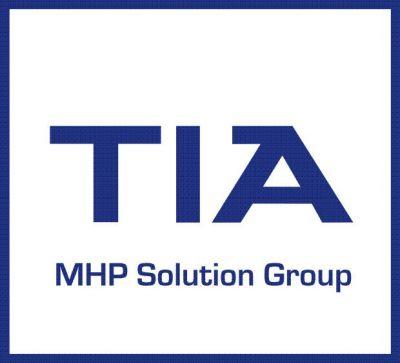 Logo der TIA