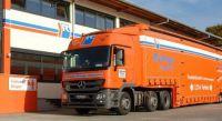 Die Rüdinger Spedition GmbH setzt bereits seit zwölf Jahren auf die Telematik-Lösungen von Couplink - seit kurzem auch auf das ETA