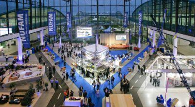 Auf mehr als 3.000 m² zeigen sich auf der NUFAM 2017 nicht nur Fahrzeughersteller, Zulieferer und Service-Dienstleister, sondern a