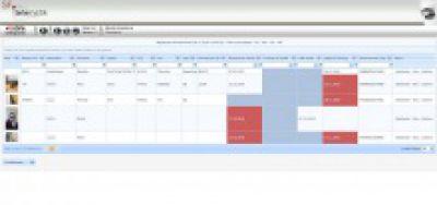 Screenshot aus dem Portal von SFTelematik. Bild: SFTelematik GmbH