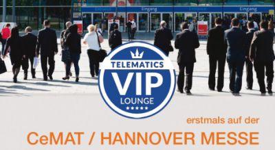 """Auf über 100m² in Halle 19/20, Stand A38 - präsentiert sich die """"TOPLIST der Telematik"""". Bild: Telematik-Markt.de"""