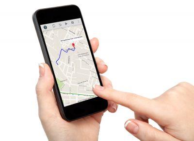 GPS-Spotter App für Smartphones oder Tablets zur mobilen Ortung