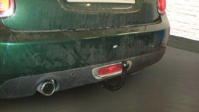 Heckträgeraufnahme für den BMW Mini