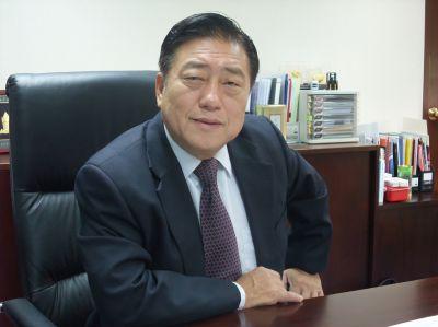 David Kuk, Corporate Director Logistics Business der Dah Chong Hong Holdings Ltd (DCH). Foto: Firma.