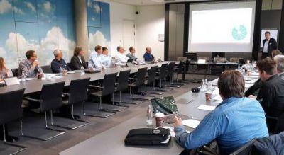 Die IFLEXX-Community hier beim diesjährigen Treffen in Bochum. Bild: Implico