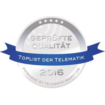 TOPLIST der Telematik. Bild: Telematik-Markt.de