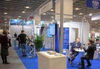 Die Telematics VIP-Lounge befand sich zentral im Ausstellungsbereich. Bild: Telematik-Markt.de