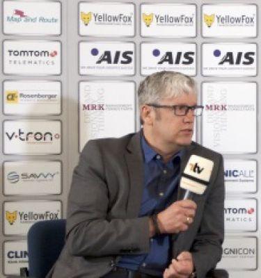 Guido Gorki, Großkundenbetreuer und Abtg.-Leiter Flottensteuerung, Fahrzeugortung der Evertz GmbH. Bild: Telematik.TV
