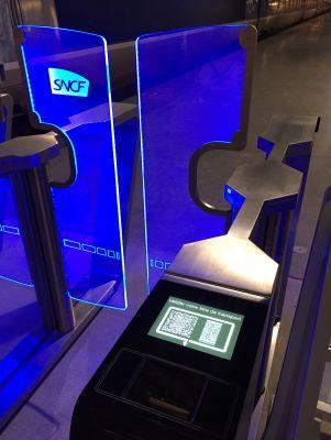 Xerox intelligente Ticketschranke